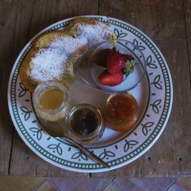 Ricette per rendersi felici: i pancakes dell'Albero!
